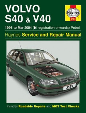 Volvo S40 & V40 Petrol: 96-04