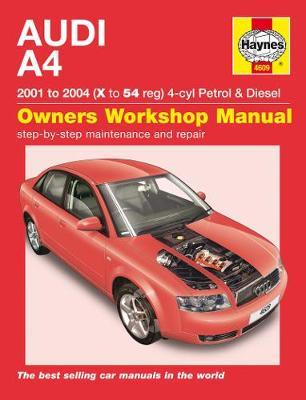 Audi A4 01-04