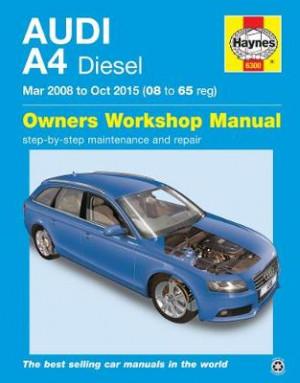Audi A4 Diesel (Mar '08 - Oct '15) 08 To 65