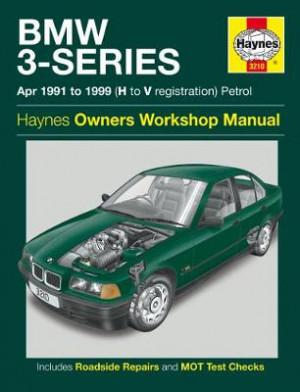BMW 3-Series Service And Repair Manual