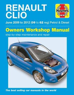Renault Clio 2009-2012 Repair Manual