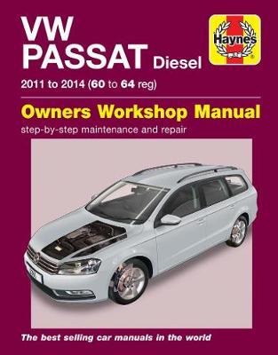 VW Passat Diesel ('11-'14) 60 To 64