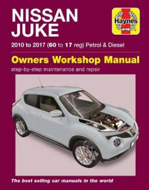Nissan Juke 2010-2017 Repair Manual