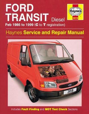 Ford Transit Diesel 1986-1999 Repair Manual
