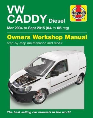 VW Caddy Diesel 2004-2015 Repair Manual