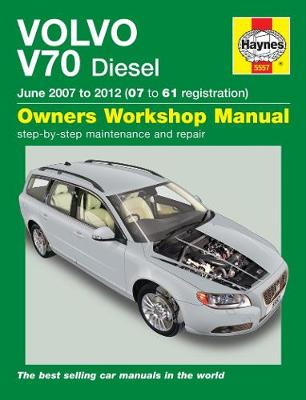 Volvo V70 Diesel 2007-2012 Repair Manual