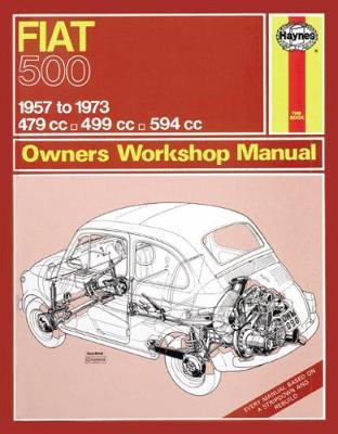 Fiat 500 1957-1973 Repair Manual