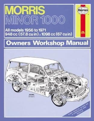 Morris Minor 1000 1956-1971 Repair Manual