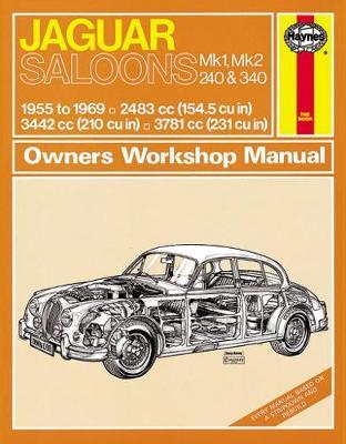 Jaguar MKI & MKII 1955-1969 Repair Manual