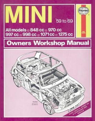 Mini 1959-1969 Repair Manual