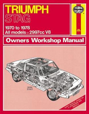 Triumph Stag 1970-1978 Repair Manual