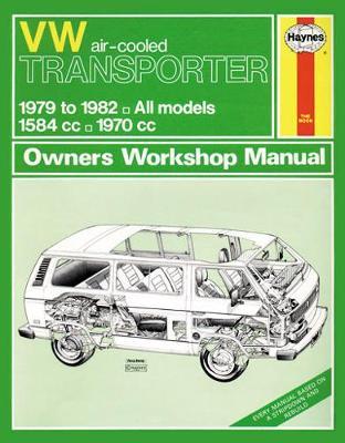 VW Transporter air-cooled Petrol 1979-1982 Repair Manual