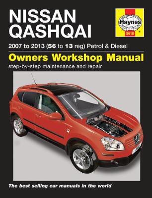 Nissan Qashqai Petrol & Diesel (07 - 13) 56 To 13