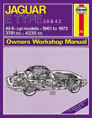 Jaguar E Type 1961-1972 Repair Manual