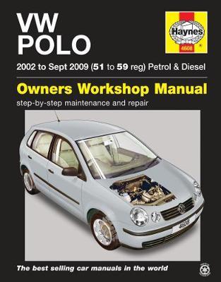 VW Polo 2002-2009 Repair Manual