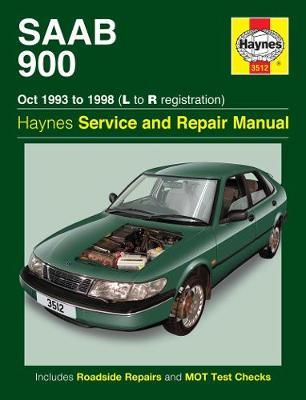 Saab 900 1993-1998 Repair Manual