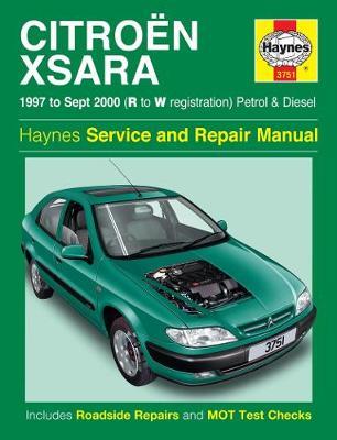 Citroen Xsara 1997-2000 Repair Manual