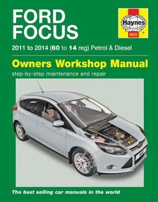 Ford Focus 2011-2014 Repair Manual