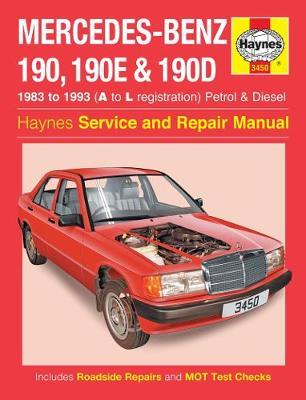 Mercedes-Benz 0, 0E & 0D W201 1983-1993 Repair Manual