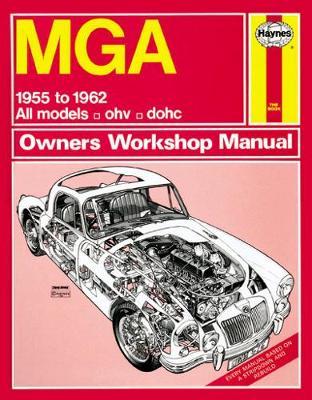 MGA 1955-1962 Repair Manual