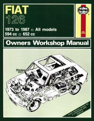 Fiat 126 1973-1987 Repair Manual