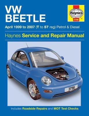VW Beetle 1999-2007 Repair Manual