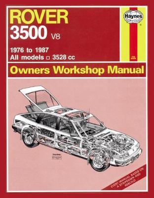 Rover 3500 V8 1976-1987 Repair Manual