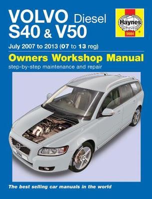 Volvo S40 & V50 Diesel 2007-2013 Repair Manual