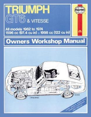 Triumph GT6 & Vitesse 1962-1974 Repair Manual
