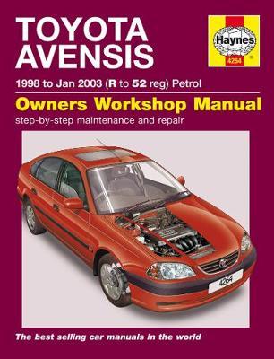 Toyota Avensis Petrol 1998-2003 Repair Manual