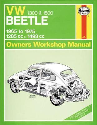 VW Beetle 1965-1975 Repair Manual
