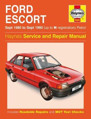 Ford Escort Petrol 1980-1990 Repair Manual