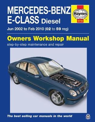 Mercedes-Benz E-Class Diesel W211 2002-2010 Repair Manual