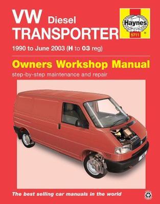 VW T4 Transporter Diesel 1990-2003 Repair Manual