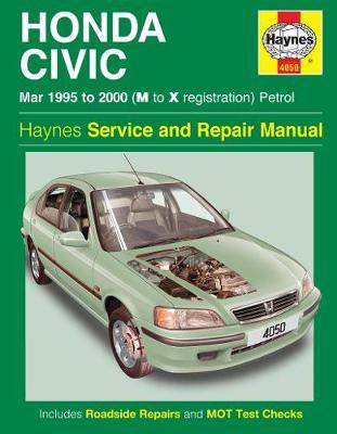 Honda Civic Petrol 1995-2000 Repair Manual