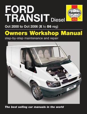 Ford Transit Diesel 2000-2006 Repair Manual