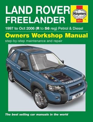 Land Rover Freelander 1997-2006 Repair Manual