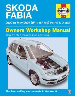 Skoda Fabia 2000-2006 Repair Manual