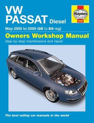VW Passat Diesel 2005-2010 Repair Manual