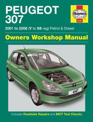 Peugeot 307 2001-2008 Repair Manual