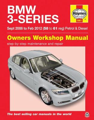 BMW 3 Series E90, E91 2008-2012 Repair Manual
