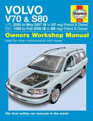 Volvo V70 / S80 1998-2007 Repair Manual