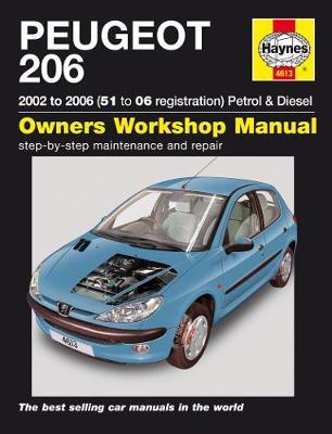 Peugeot 206 2002-2009 Repair Manual
