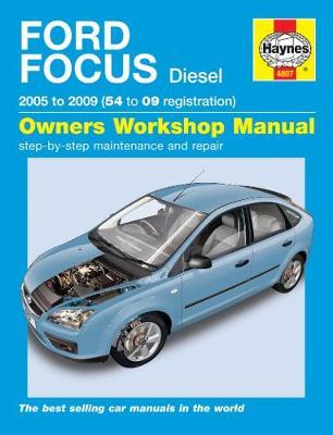 Ford Focus Diesel 2005-2011 Repair Manual