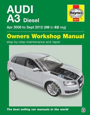 Audi A3 Diesel 2008-2012 Repair Manual