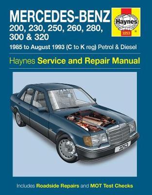 Mercedes-Benz W124 1985-1993 Repair Manual