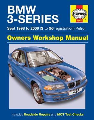 BMW 3 Series Petrol E46 1998-2006 Repair Manual
