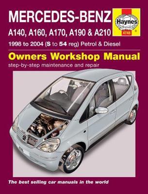 Mercedes-Benz A-Class W168 1998-2004 Repair Manual