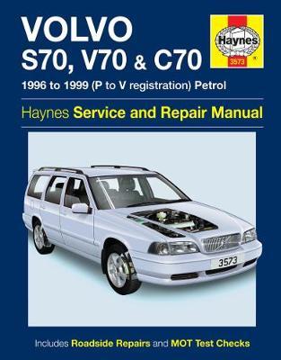 Volvo S70, V70 & C70 Petrol 1996-1999 Repair Manual