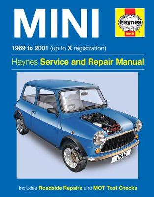 Rover Mini 1969-2001 Repair Manual
